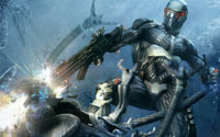 Free Crysis Wallpaper