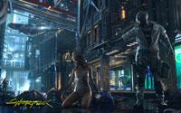 Free Cyberpunk 2077 Wallpaper