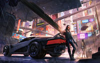 Free Cyberpunk 2077 Wallpaper