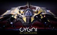 Free Cygni: All Guns Blazing Wallpaper