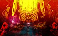 Free Daemon X Machina Wallpaper