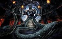 Free Dante's Inferno Wallpaper