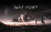 Free Dark Moon Wallpaper