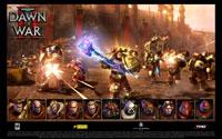 Free Warhammer 40000: Dawn of War II Wallpaper