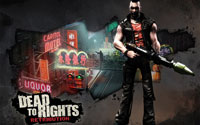 Free Dead to Rights: Retribution Wallpaper