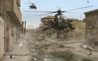 Free Delta Force: Black Hawk Down Wallpaper