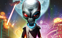 Free Destroy All Humans! 2 Wallpaper