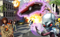Free Destroy All Humans! Path of the Furon Wallpaper