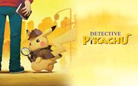 Free Detective Pikachu Wallpaper
