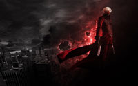 Free Devil May Cry 3 Wallpaper