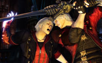 Free Devil May Cry 4 Wallpaper