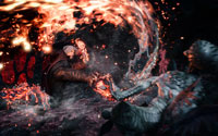 Free Devil May Cry 5 Wallpaper