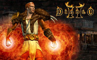 Free Diablo II Wallpaper