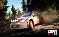 Free Dirt Rally 2.0 Wallpaper