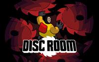 Free Disc Room Wallpaper