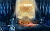 Free Distrust Wallpaper