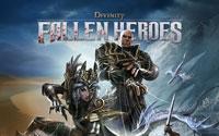 Free Divinity: Fallen Heroes Wallpaper