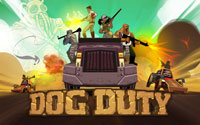 Free Dog Duty Wallpaper
