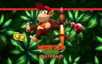 Free Donkey Kong Country Returns Wallpaper