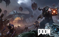 Free Doom (2016) Wallpaper