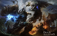Free DotA: Defense of the Ancients Wallpaper