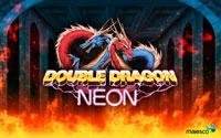Free Double Dragon Neon Wallpaper