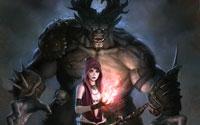 Free Dragon Age: Origins Wallpaper