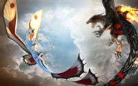 Free Divinity: Dragon Commander Wallpaper