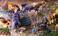 Free Dragon Quest Heroes II Wallpaper