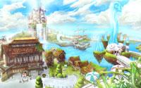 Free Dragonica Wallpaper