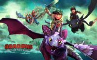 Free Dragons: Dawn Of New Riders Wallpaper