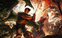 Free Drakensang: The Dark Eye Wallpaper