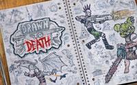 Free Drawn to Death Wallpaper