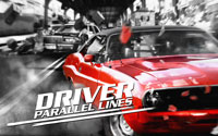 Free Driver: Parallel Lines Wallpaper
