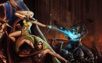 Free Dungeon Dashers Wallpaper