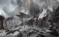Free Dungeon Siege III Wallpaper