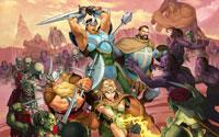 Free Dungeons & Dragons: Chronicles of Mystara Wallpaper