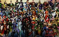 Free Dynasty Warriors 7 Wallpaper
