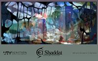 Free El Shaddai Wallpaper