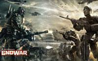 Free Tom Clancy's EndWar Wallpaper