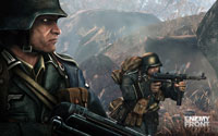 Free Enemy Front Wallpaper