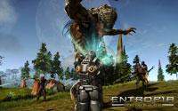 Free Entropia Universe Wallpaper