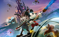 Free Epic Mickey 2: The Power of Two Wallpaper