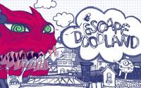 Free Escape Doodland Wallpaper