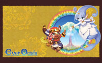 Free Ever Oasis Wallpaper