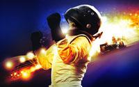 Free F1 2010 Wallpaper