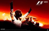Free F1 2011 Wallpaper