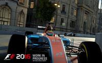Free F1 2016 Wallpaper
