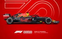 Free F1 2020 Wallpaper