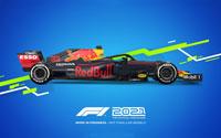 Free F1 2021 Wallpaper
